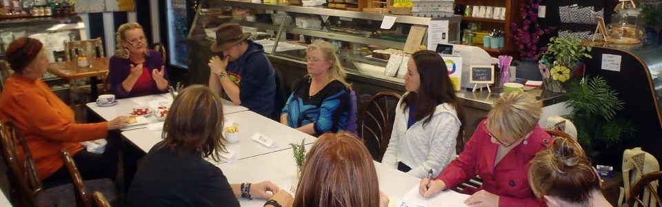 Our first Death Cafe in Gawler